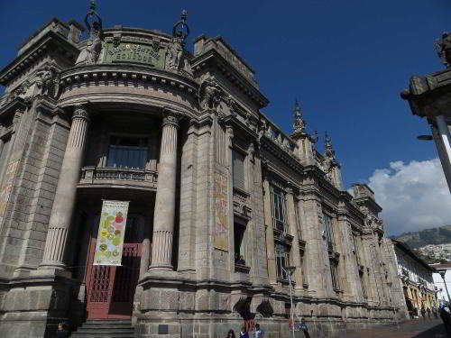 CITY MUSEUM QUITO   75+ OTHER MUSEUMS IN ECUADOR a35ed751086