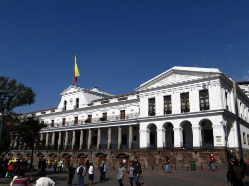 TOP ATTRACTIONS OLD TOWN QUITO CAPITAL CITY - Capital of ecuador