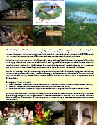 Cuyabeno Lodge brochure.