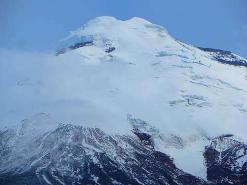 10 COTOPAXI NATIONAL PARK FACTS: Cotopaxi peak