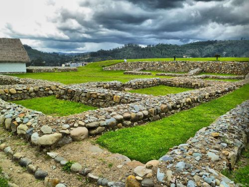 TOP 10 FAMOUS PLACES TO VISIT IN ECUADOR: Pumapungo Inca Ruins in Cuenca Ecuador